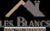 Hotel les Blancs Logo