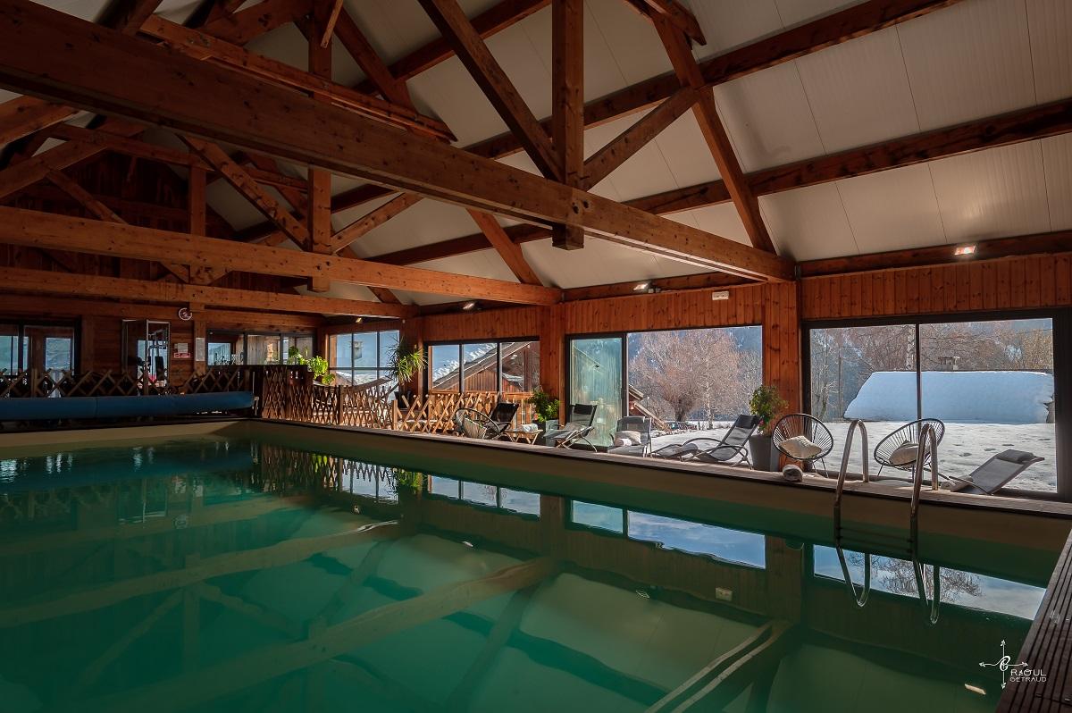 la piscine Pra Loup